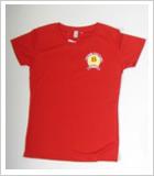レディースドライ XラインTシャツBL04