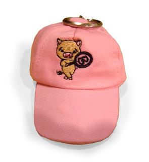 ウリウリキー ピンク