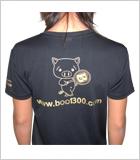 2010年 限定ポリTシャツ(ブラック/ゴールド)